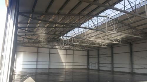 Budowa hali produkcyjnej (1)