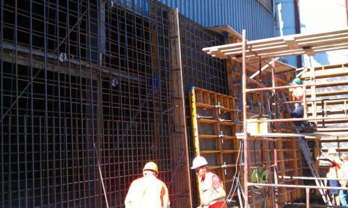 Budowa muru oporowego (11)