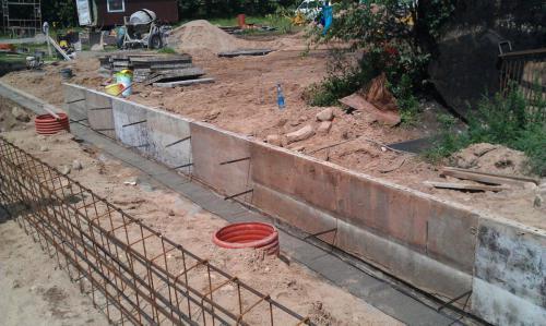 Budowa muru oporowego (14)