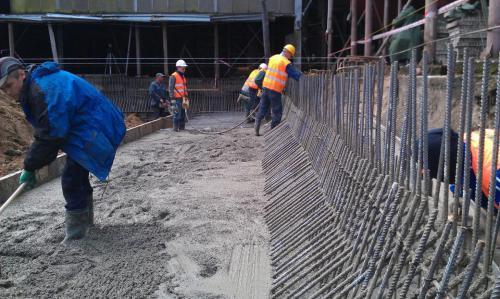 Budowa muru oporowego (6)