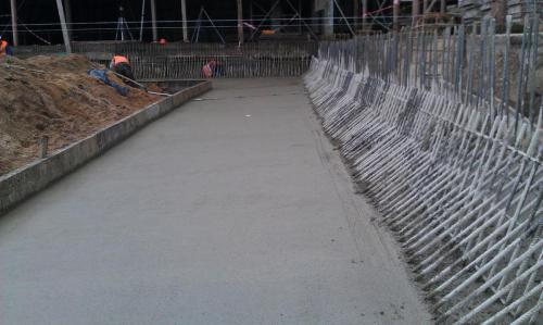 Budowa muru oporowego (7)