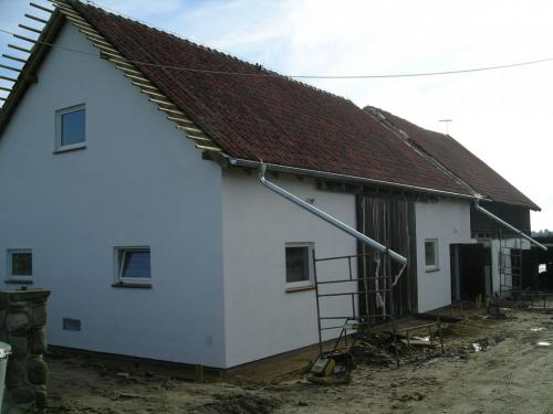 Budowa obory (2)