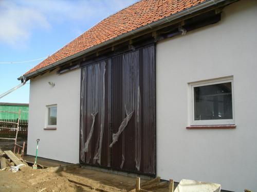Budowa obory (4)