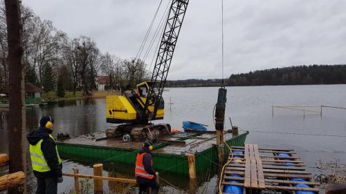 budowa pomostu (6)