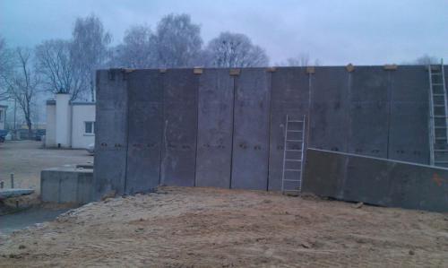 Budowa węzła betoniarskiego (1)