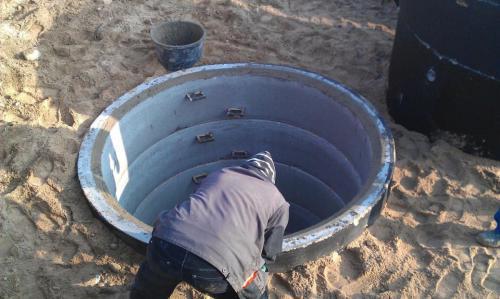 Budowa węzła betoniarskiego (4)