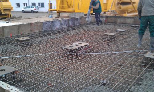 Budowa węzła betoniarskiego (5)