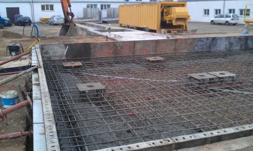 Budowa węzła betoniarskiego (6)