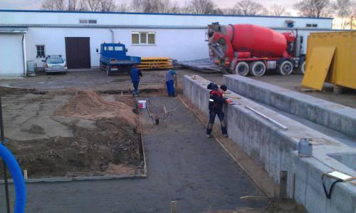 Budowa węzła betoniarskiego (7)