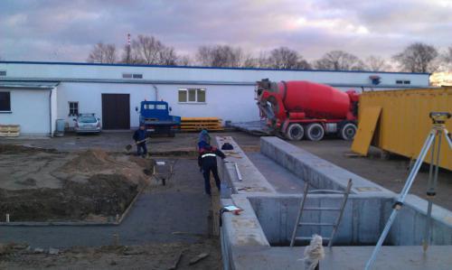 Budowa węzła betoniarskiego (8)