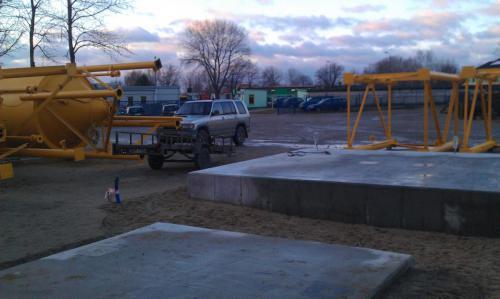 Budowa węzła betoniarskiego (9)